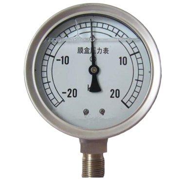 Capsule-Pressure-Gauge