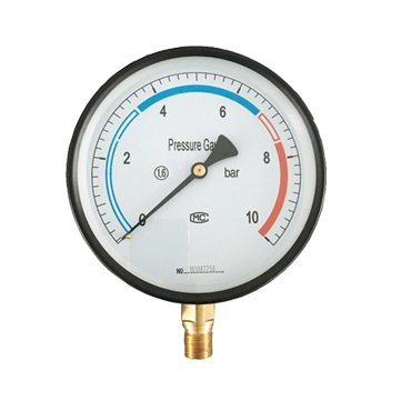 Carbon-Steel-Pressure-Gauge