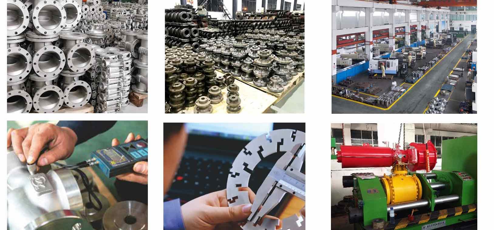 Control-valve-manufacturing