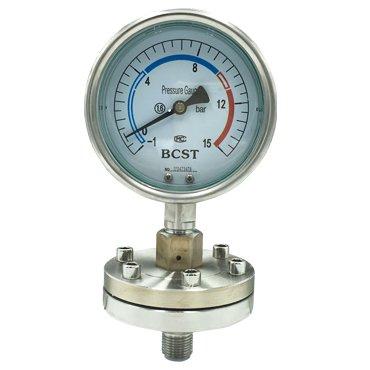 Diaphragm-Pressure-Gauge