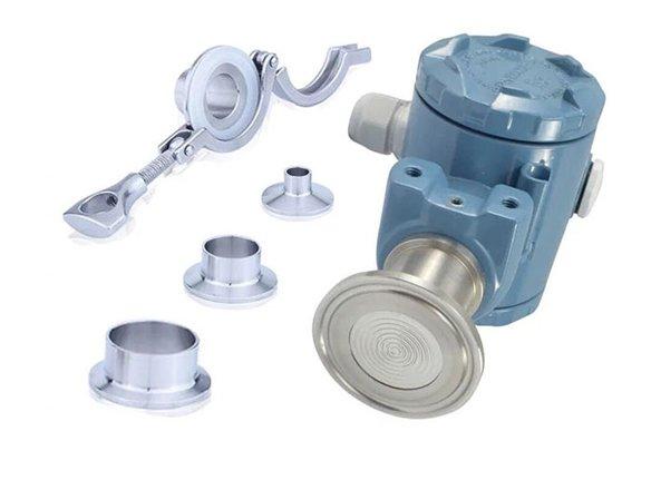 Sanitary-pressure-transmitter