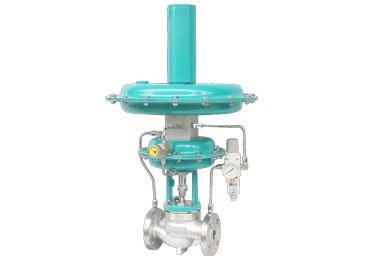 Self regulating control valve