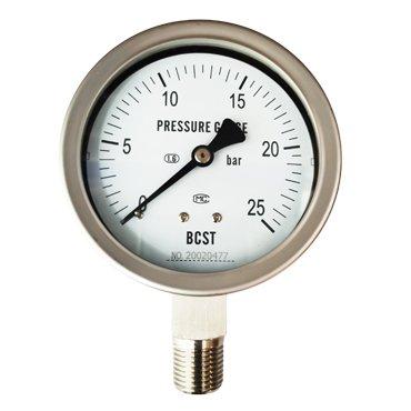 Stainless-Steel-Pressure-Gauge