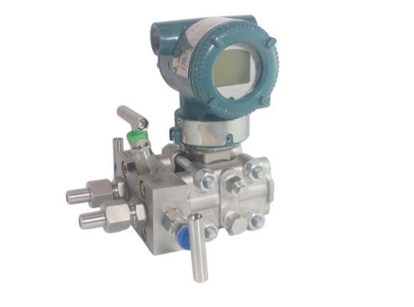 3 valve manifold differential pressure transmitter