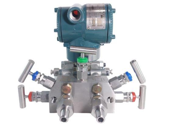 5 valve manifold differential pressure transmitter