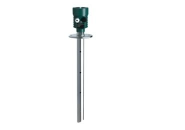 Coaxial guided wave radar level transmitter