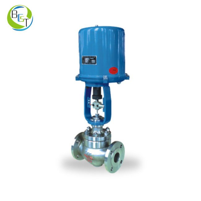 DHTS Electric Single Seated Globe Control Valve 1