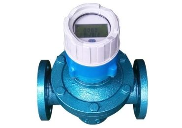Digital Positive Displacement Flowmeter