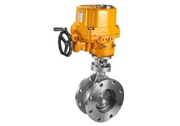 Electric Explosion-proof butterfly Electric valve