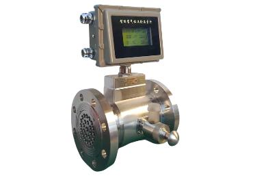 Flange Gas Turbine Flowmeter