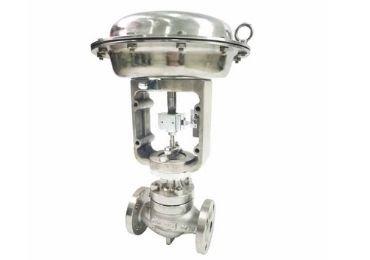 Full Stainless Steel Globe Control Valve