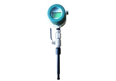 Gas chemical flowmeter