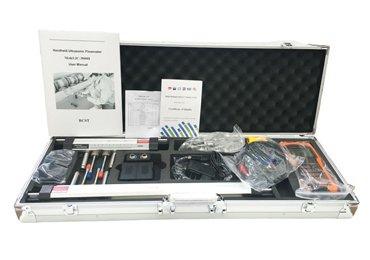 Handhold-ultrasonic-flowmeter-with-bracket