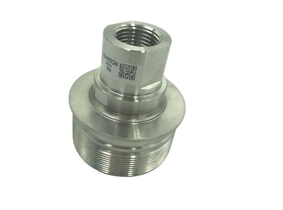 High pressure gauge silicon pressure sensor