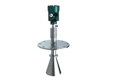 High temperature non-contact radar level transmitter