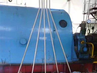 In line gauge pressure transmitter