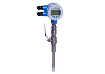 Inserted Thermal mass gas flowmeter