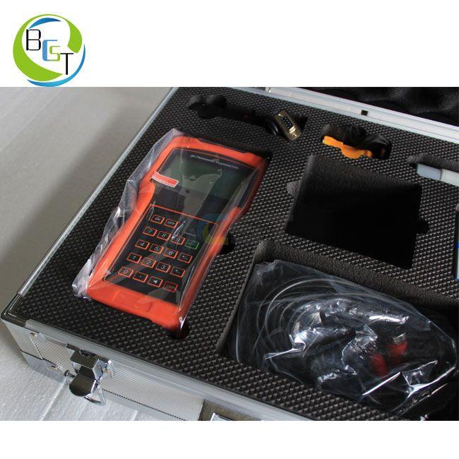 JC-3000H Handheld Ultrasonic Flowmeter 2