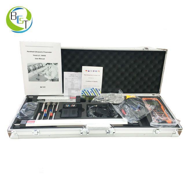 JC-3000H Handheld Ultrasonic Flowmeter 3