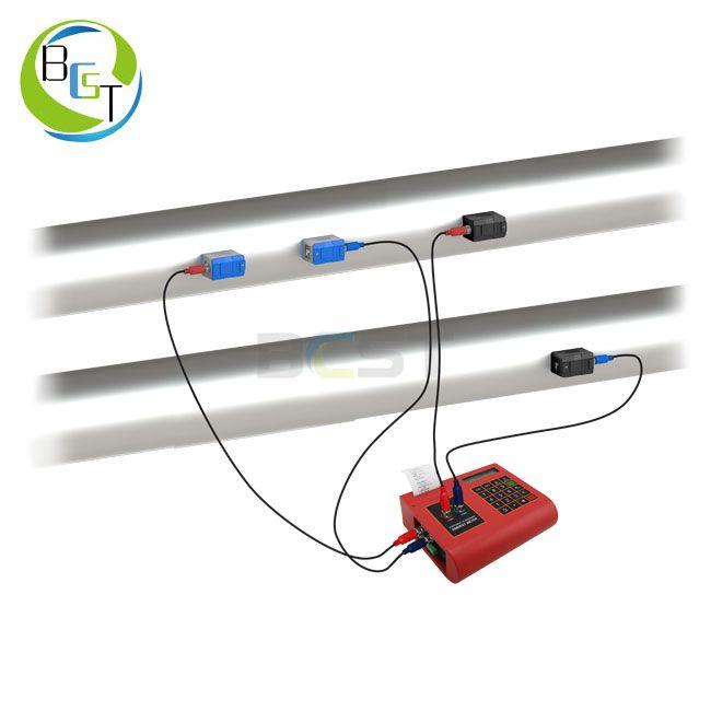 JC-3000P Portable Ultrasonic Flowmeter 2