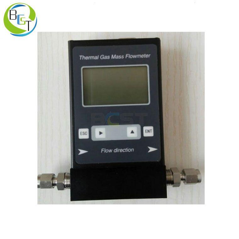 JC010 Small Size Thermal Mass Gas Flowmeter 2