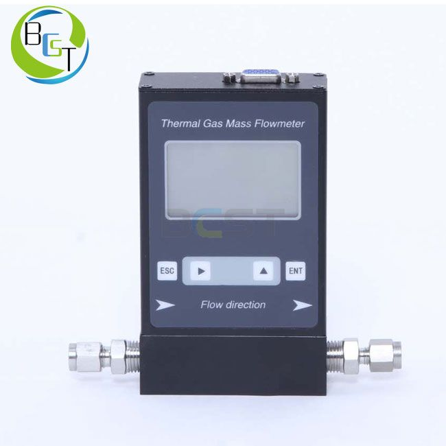 JC011 Micro Size Thermal Mass Gas Flow Controller 1