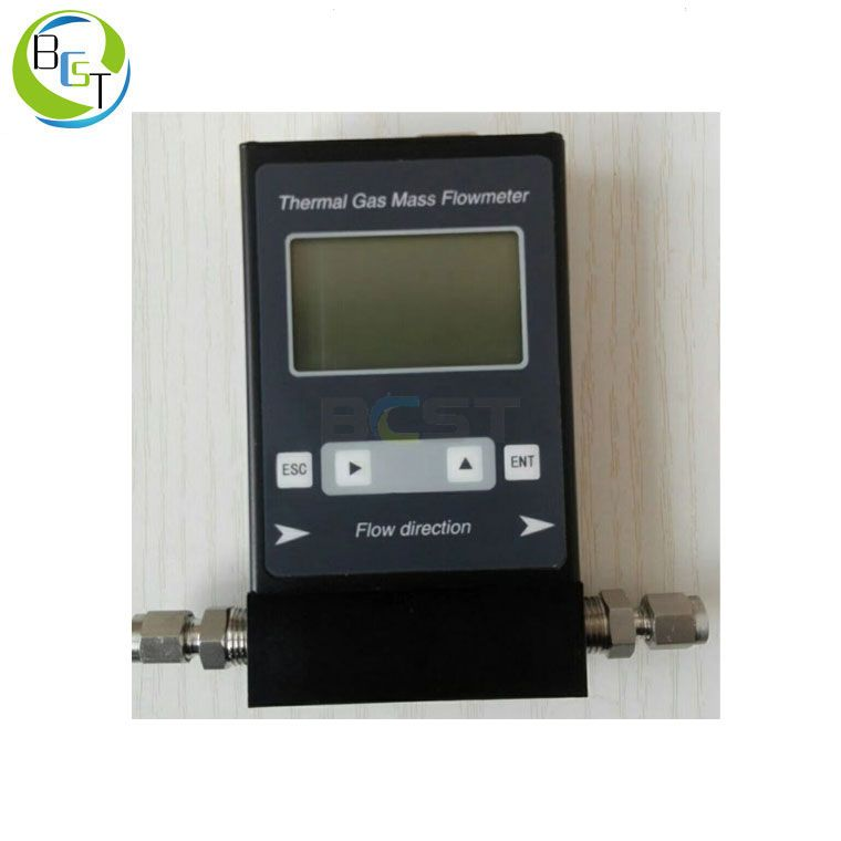 JC011 Micro Size Thermal Mass Gas Flow Controller 2