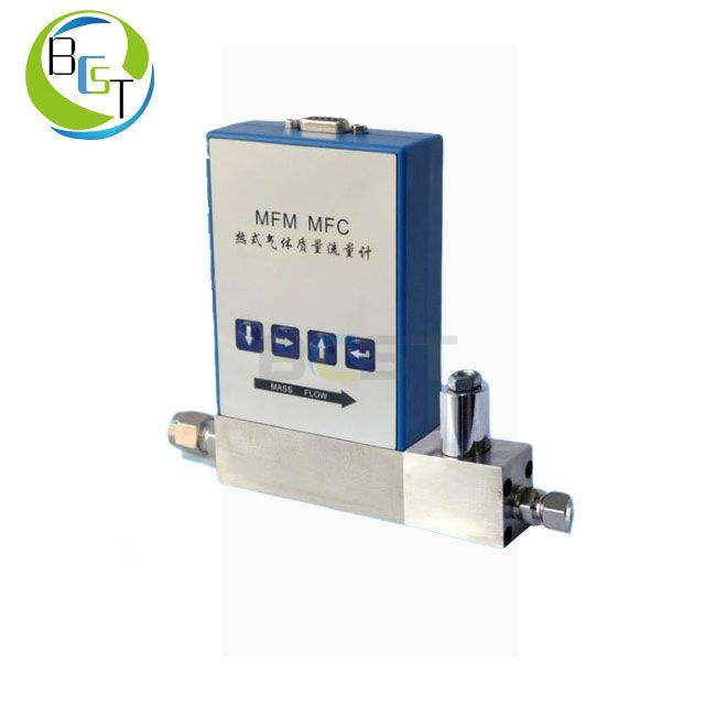 JC011 Micro Size Thermal Mass Gas Flow Controller 4