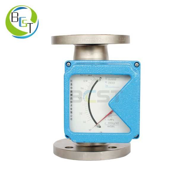 JC050 Mechanical Metal Tube Rotameter 1