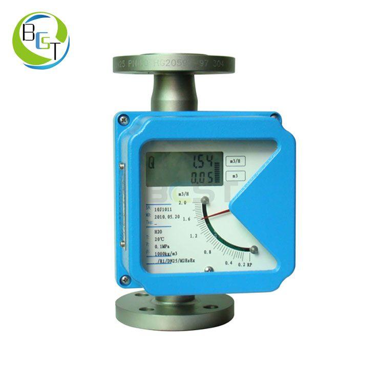 JC050 Metal Tube Rotameter 2