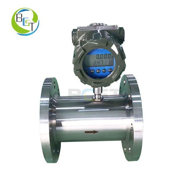 JC060 Liquid Turbine Flow Meter 1