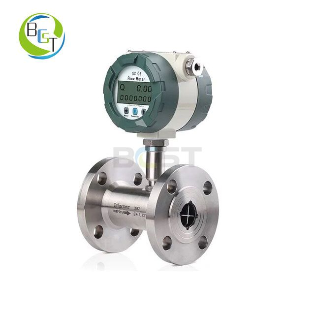 JC060 Liquid Turbine Flow Meter 3