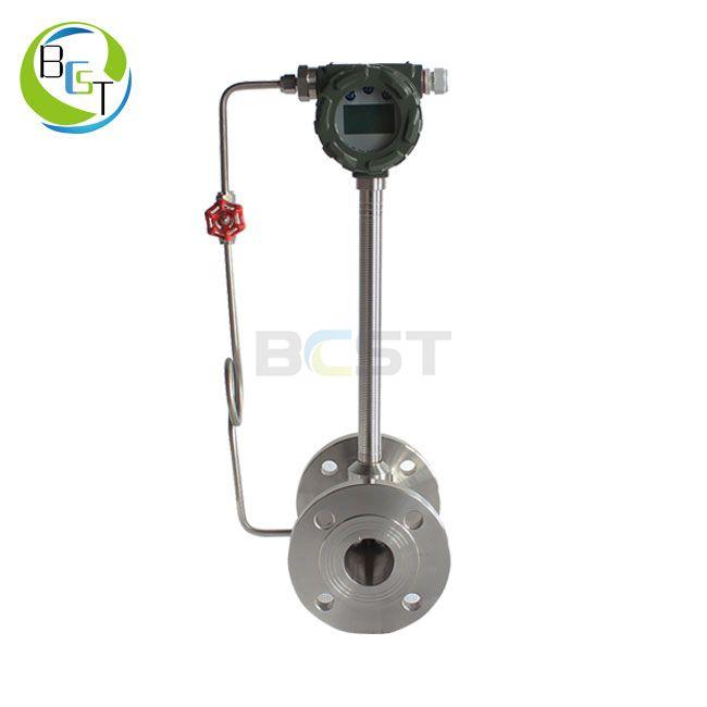 JC080 Flanged Vortex Flow Meter 1