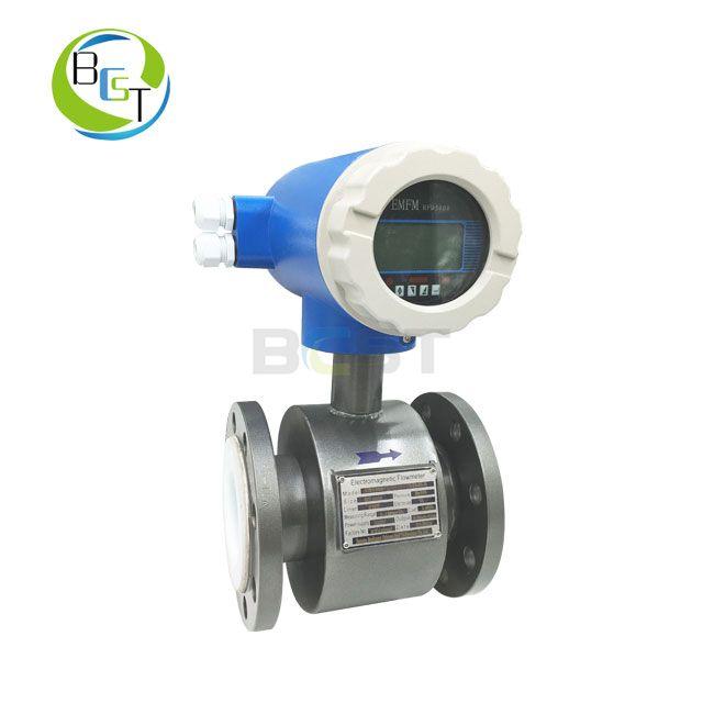 JC090 Compact Electromagnetic Flow Meter 1