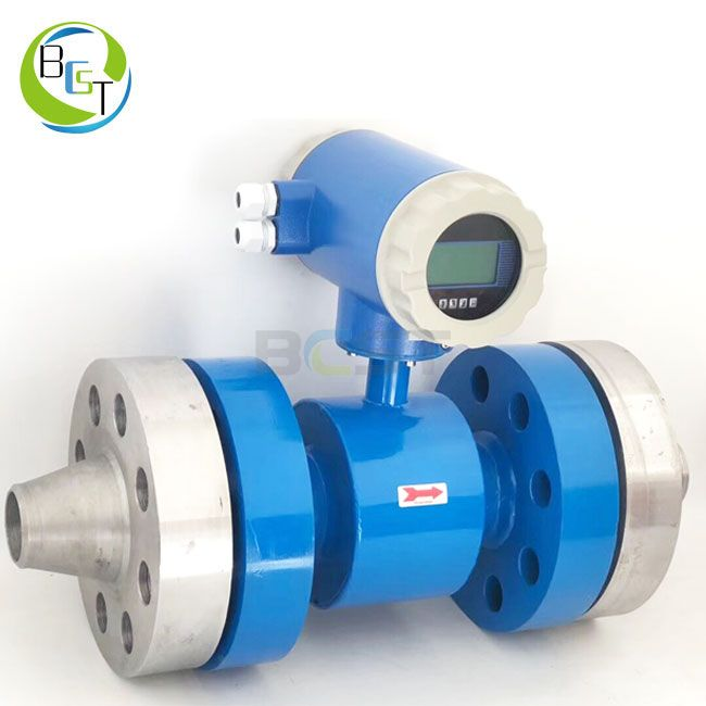 JC090 Compact Electromagnetic Flow Meter 2