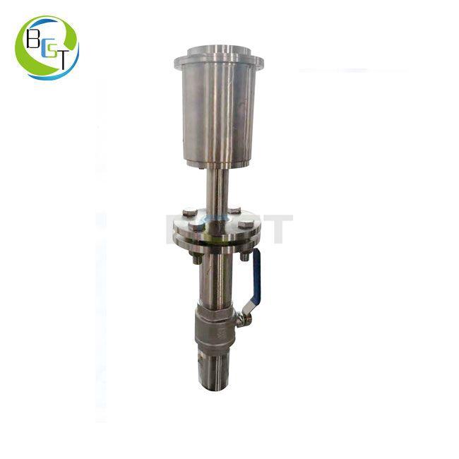 JC091 Insertion Battery Electromagnetic Flowmeter 1