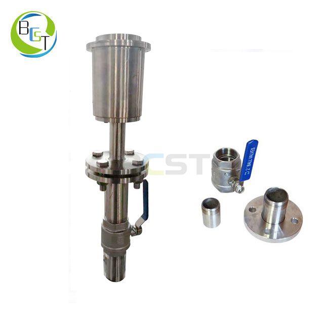 JC091 Insertion Battery Electromagnetic Flowmeter 2