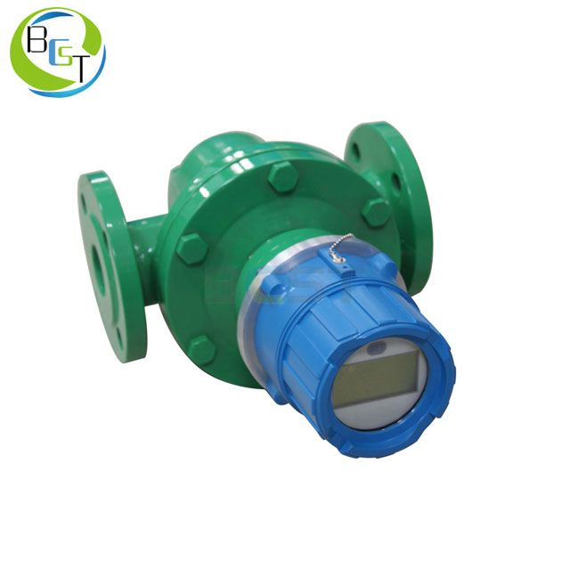 JCLC Oval Gear Flowmeter with LCD Display