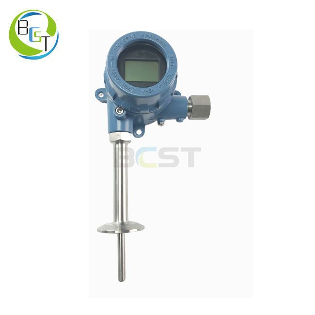 JCTT Smart Sanitary Temperature Transmitter