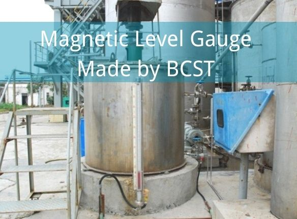 Magnetic Level Gauge Made by BCST