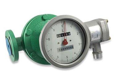 Mechanical Oval gear oil flowmeter