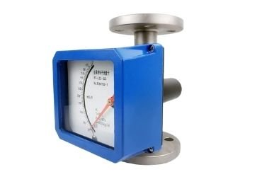 Mechanical chemical flowmeter