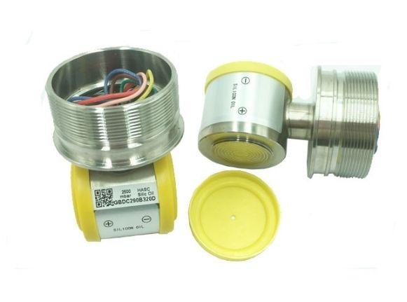 Micro differential silicon pressure sensor