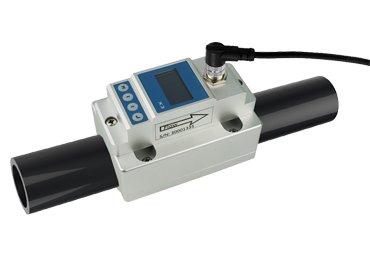 Micro-ultrasonic-chemical-flowmeter
