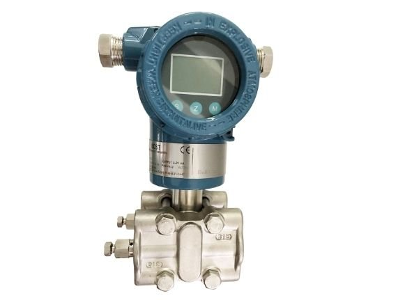 Monocrystal Silicon Resistance differential pressure transmitter