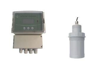 Muti-funtional ultrasonic level transmitter