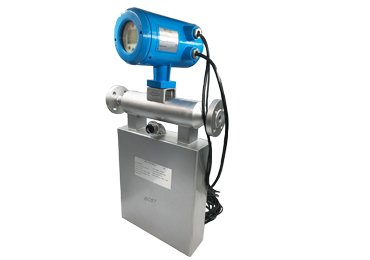Oil digital flowmeter