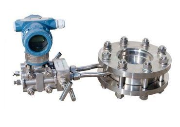 Orifice plate air flowmeter