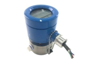 Oval gear digital flowmeter