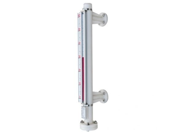 PVC magnetic level gauge